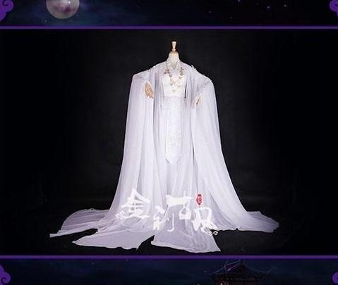 趣味测试:哪款公主裙穿起来像仙女,测你有什么血脉?我女娲血脉